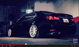 Lexus GS350 | Vossen CVT