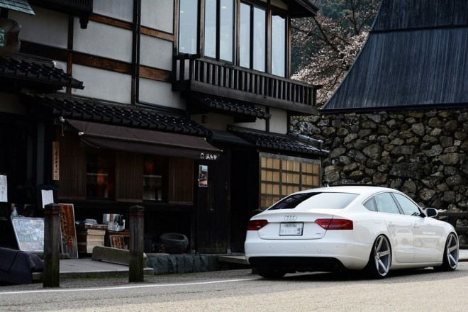 Oさま#2:AUDI A5 with VOSSEN CV3