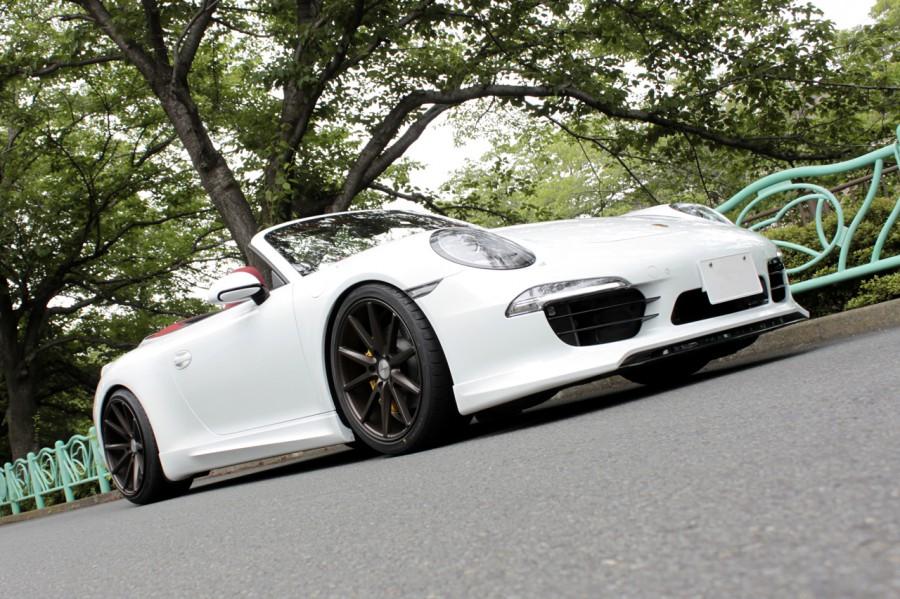 ぼ6さん:PORSCHE 911Carrera S with VFS1