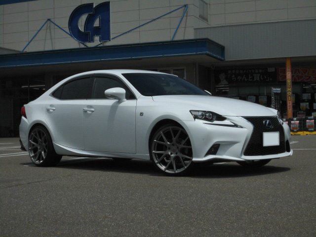 LEXUS IS with VFS-6 #2 from : カルバン野々市本店