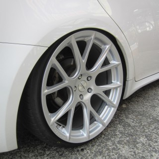 LEXUS IS with VFS-6 from : カルバン野々市本店