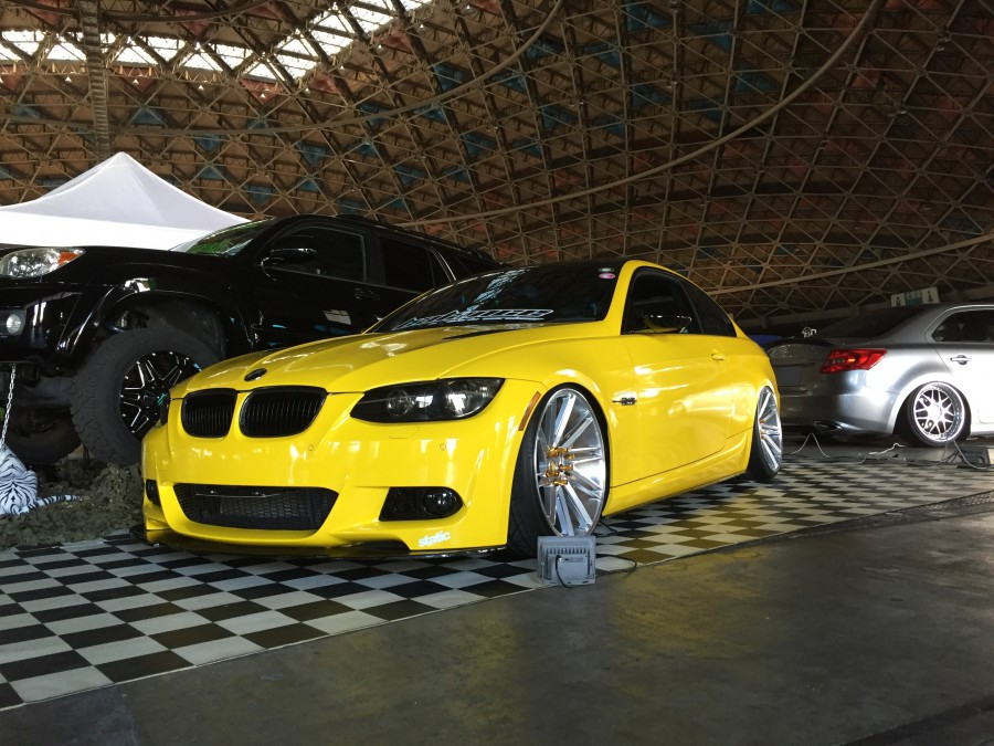 81shinnさん:BMW 335i Coupe with VPS-307T