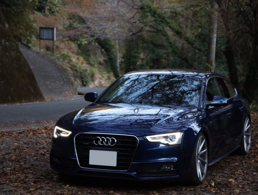 Audi A5 sportback x CVT from : 井内 良さん