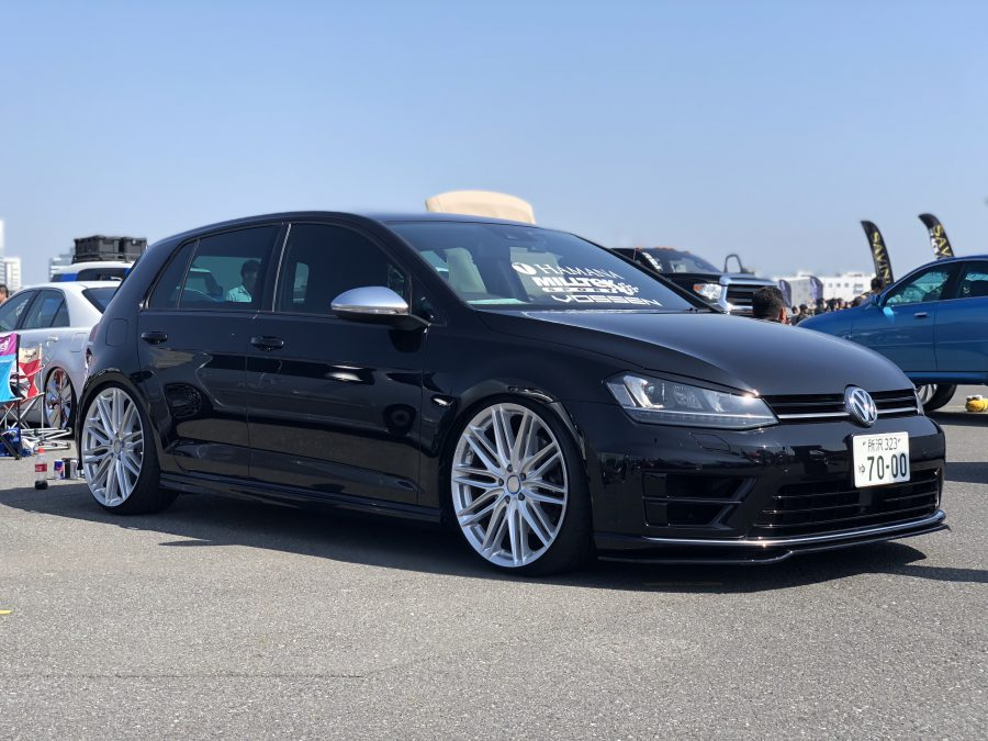 """VW Golf on VFS-4 from : from """"カミヤ"""" さん"""