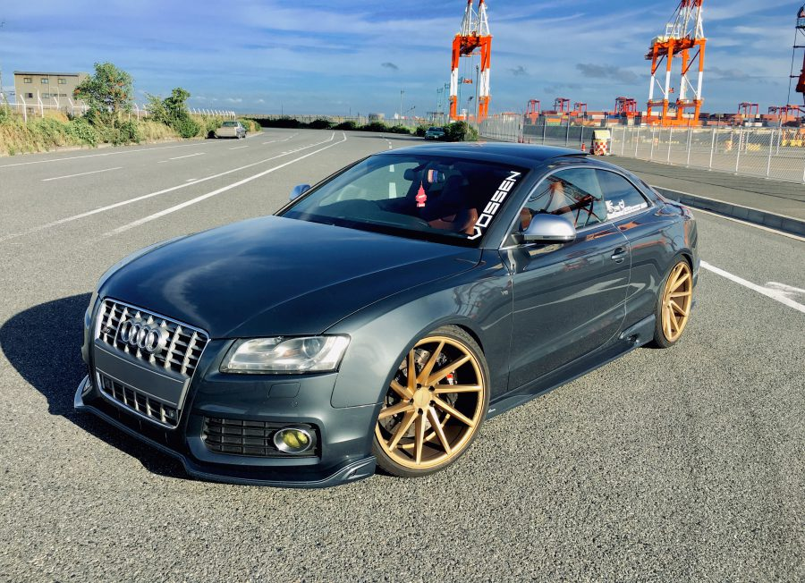 AUDI RS5 x  CVT from : M4さん