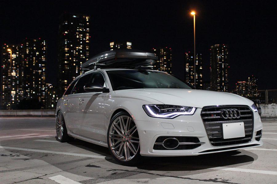 "Audi A6 Avant x VFS-4 from : ""RYU"" さん"