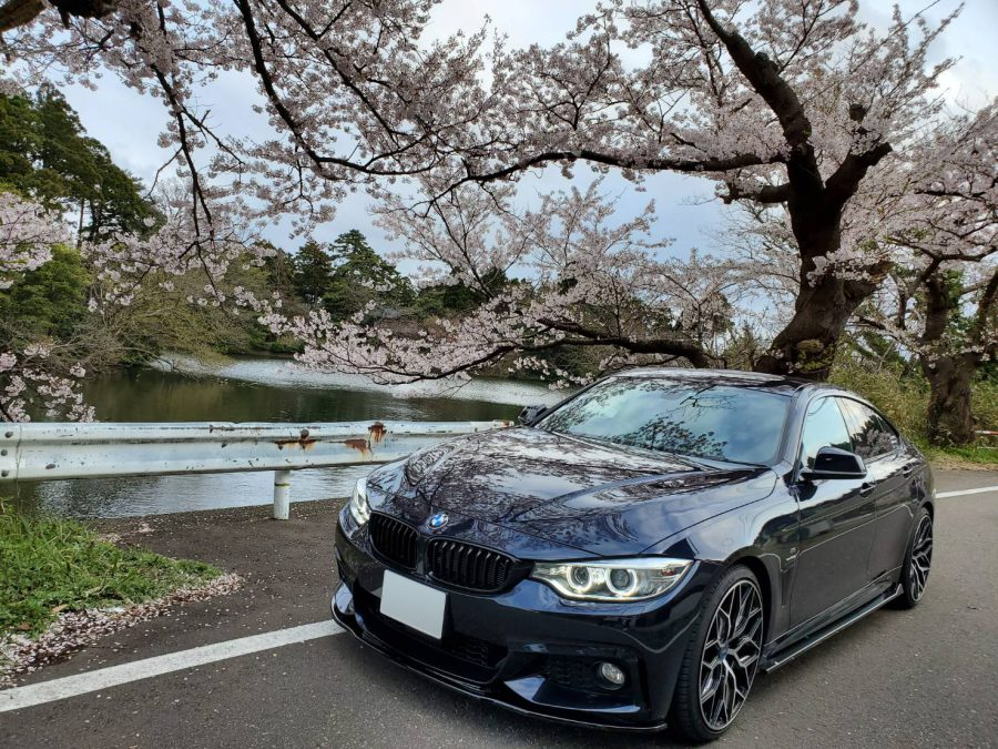 BMW 4series Grancoupe x HF-2 from : KAITOさん