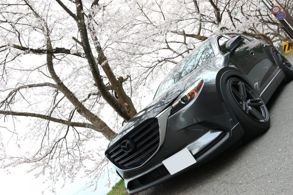 MAZDA CX9 x HF-1 from : RYOTA_CX9さん