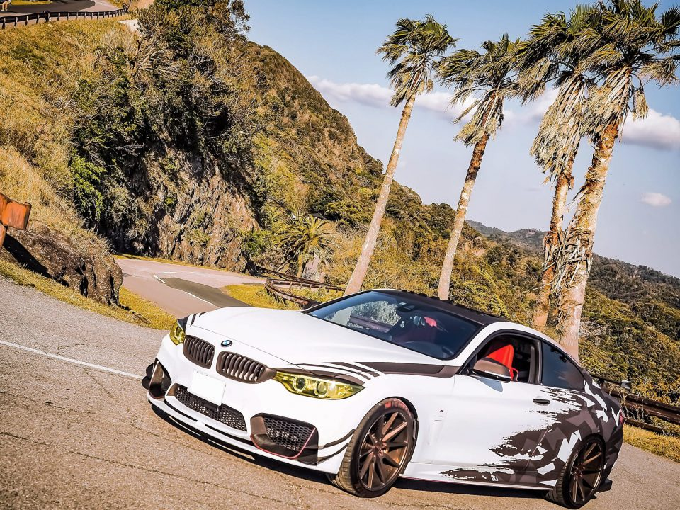 BMW435i x VFS-1 from : fiftyさん