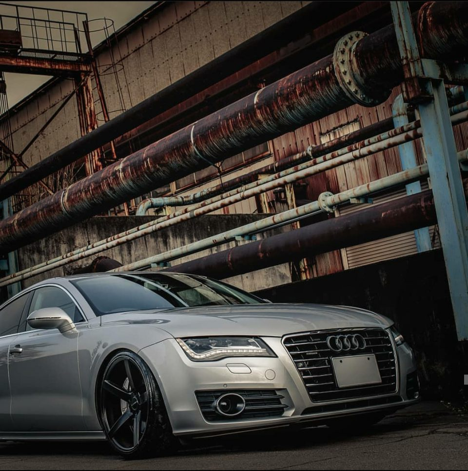 AUDI A7 & CV3 from : Playerさん