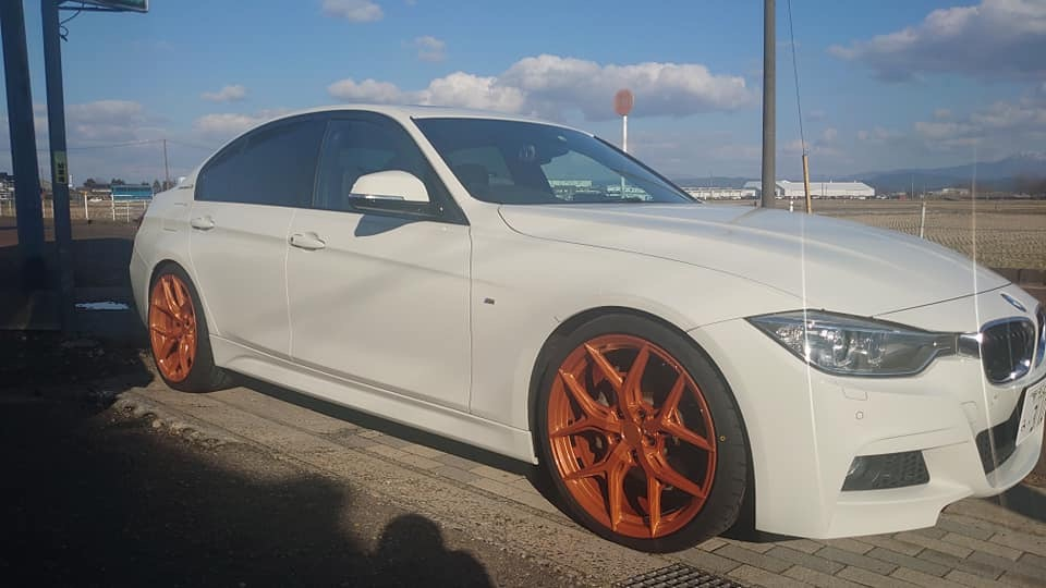 BMW 3Series x HF-5 from : おくの。さん