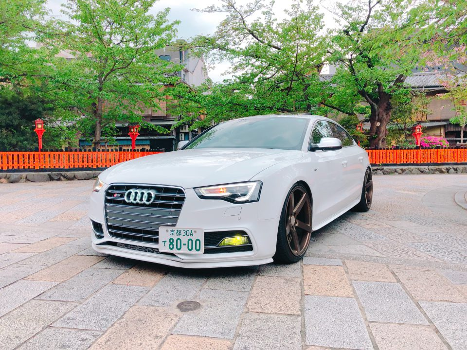 Audi S5 Sportback x  CV3 from ?$h!nya (´▽`)y━・~?