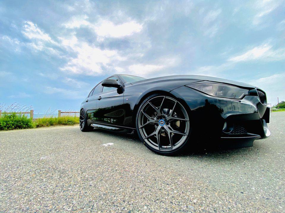 BMW 3シリーズ x HF-3 from : たかさん