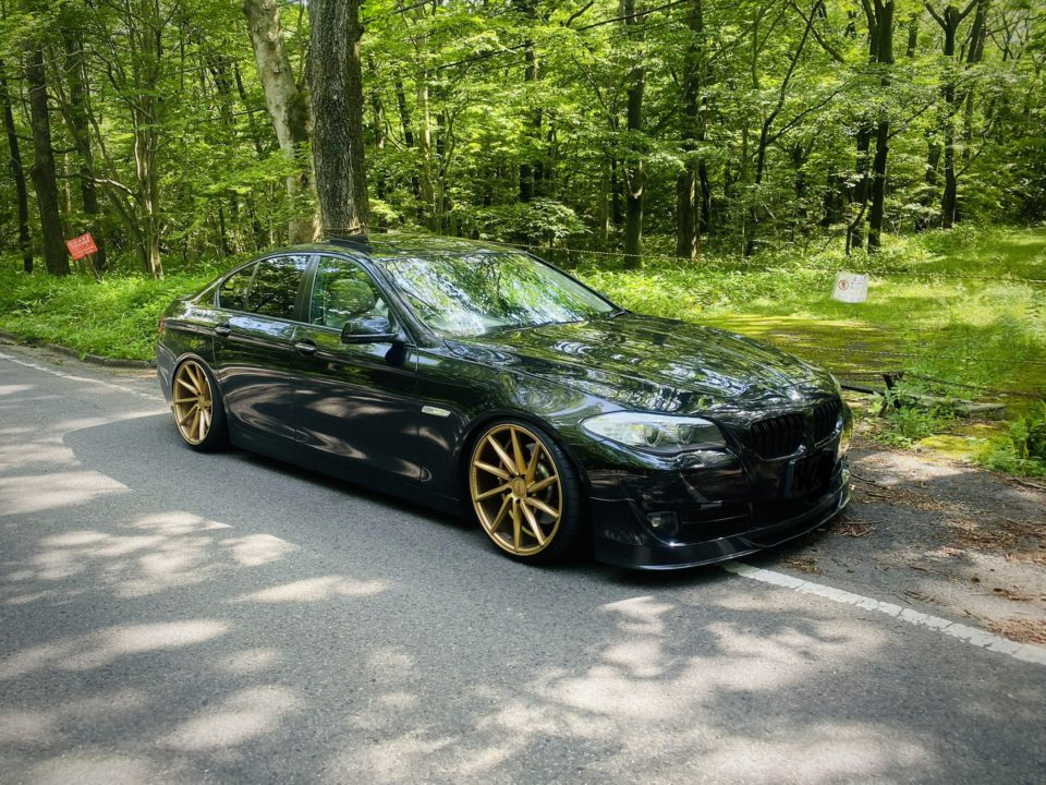 BMW 535i x CVT from : Hiroさん