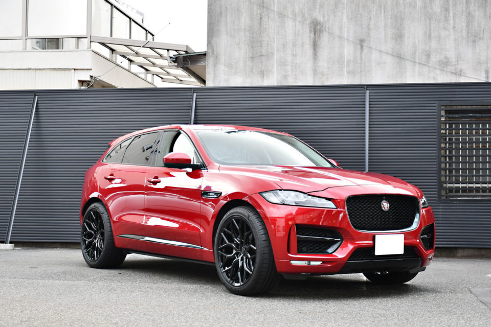 Jaguar F‑PACE x HF-2 from : こせちんさん